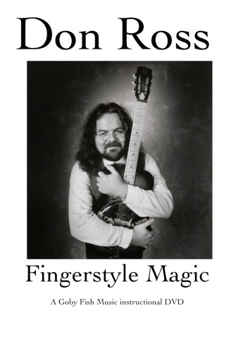 Fingerstyle Magic DVD
