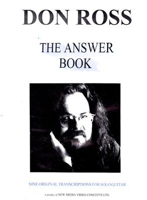 answer book cover
