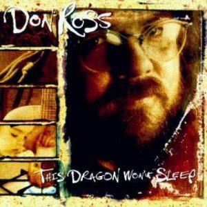 1995 - This Dragon Wont Sleep don ross Discography 1995 This Dragon Wont Sleep