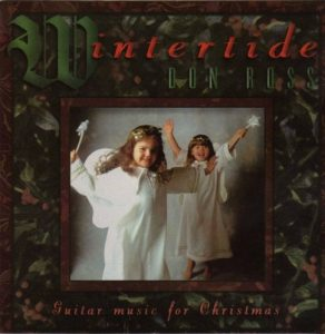 1996 - Wintertide don ross Discography 1996 wintertide