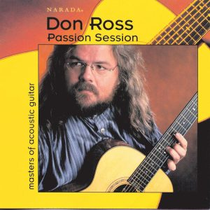 1999 - Passion Session don ross Discography 1999 Passion Session